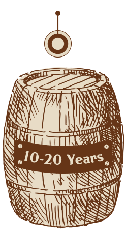 Intermediate Whisky Casks