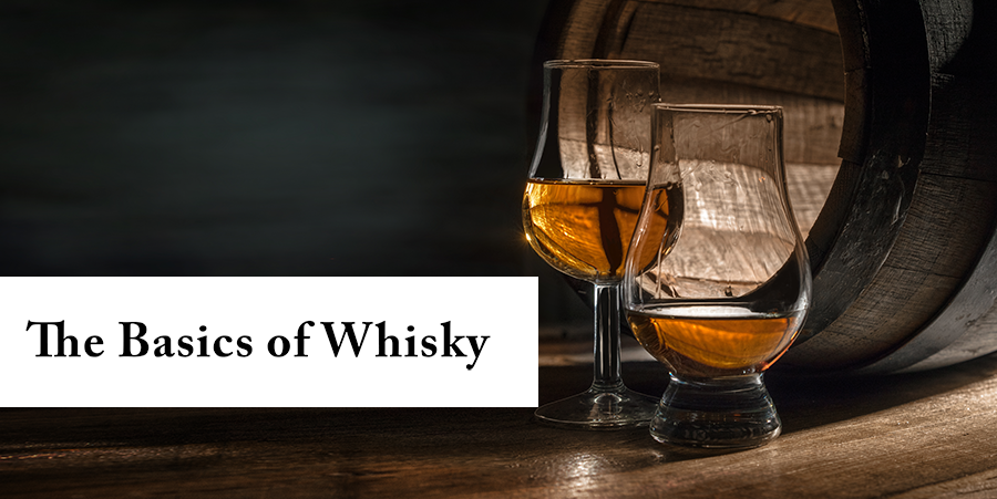 The Basics of Whisky