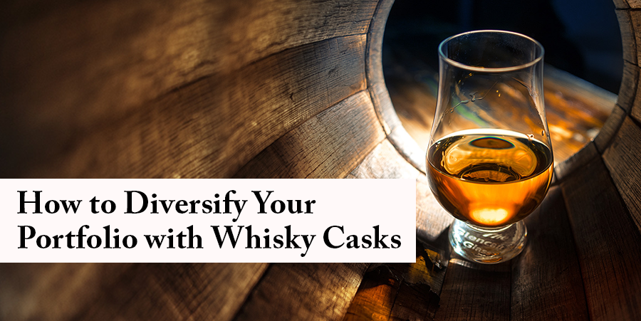 How to Diversify Your Portfolio with Whisky Casks