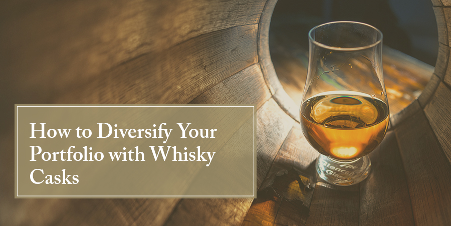 Diversify Your Portfolio with Whisky casks