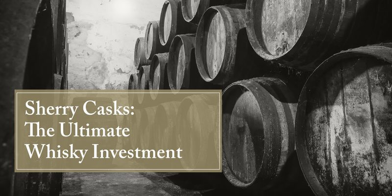 Sherry Whisky Cask Investment